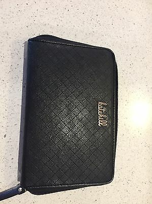 Kate Hill Oversized Wallet Perfect Condition. Black.