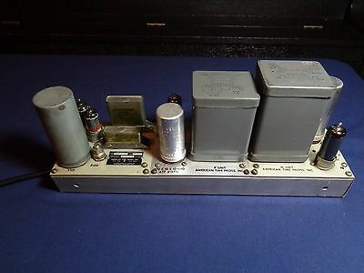 """""""RARE"""" Western Electric Co. Frequency Standard Made by American Time Prods.Co."""