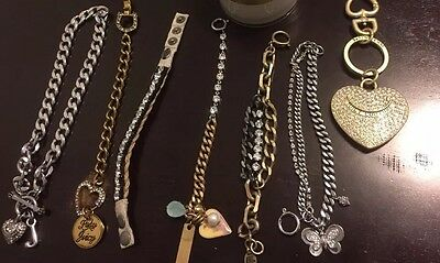 Juicy Couture Jewlery In A Lot of 6