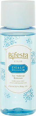 Bifesta Can fall water cleansing eye make-up remover 145ml Ship from JAPAN