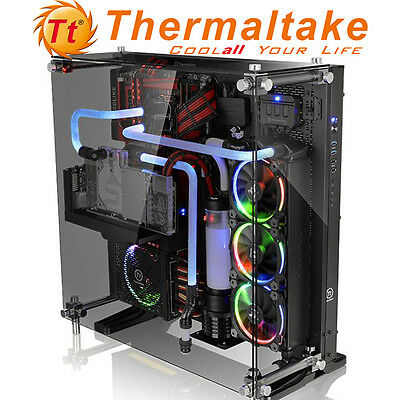 Thermaltake Core P5 Tempered Glass Edition Wall Mount USB 3.0 Computer PC Case