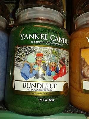 Yankee Candle BUNDLE UP 623 gr.