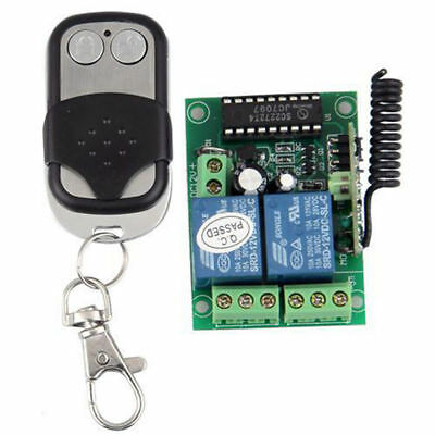 Universal Gate Garage Door Opener Remote Control Transmitter for Lights Windows