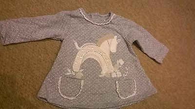 Rocha Little Rocha girls top 0-3 months