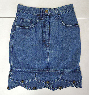 Vintage Moschino Jeans Skirt Gonna