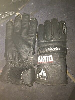 Motorcycle Gloves Xl/11 Warm New