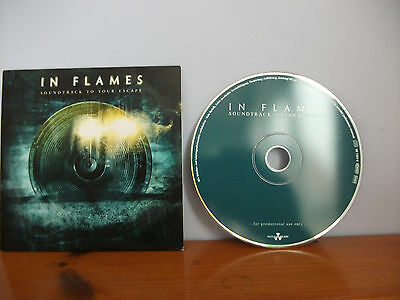 In Flames - Soundtrack To Your Escape (Single-Sleeve Promo Edition)