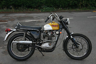 BSA B44 Victor Special 1968 Barn Find Restoration Project *MUST SEE*