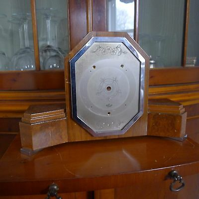 Elliott Art Deco  Clock Case And Dial