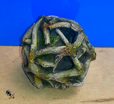 Root Ball Aquarium Ornament Decoration Fish Tank New