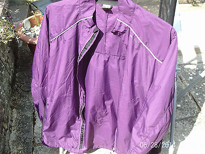 ladies ronhill running jacket size 14