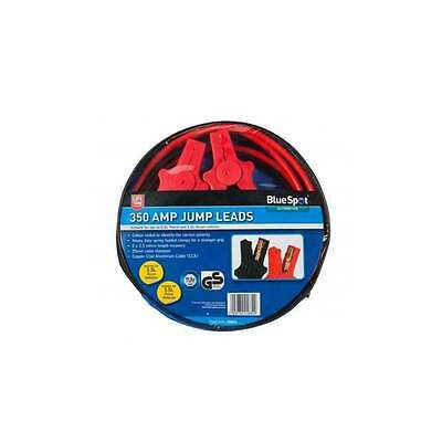 350 amp JUMP LEADS*RECOVERYCAR VAN* BATTERY BOOSTER CABLES 3.5m