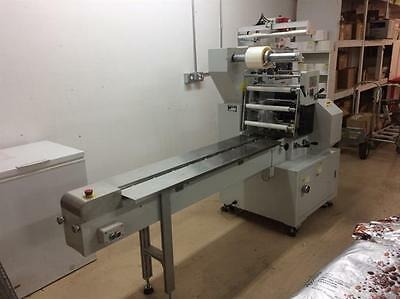 Packaging Aids model FW-400F Horizontal Flow Wrapper - 79382