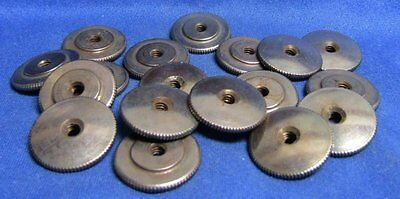WWII Army, Navy, USMC Spinners For Hat Badges and Enlisted Discs Lot Of 18