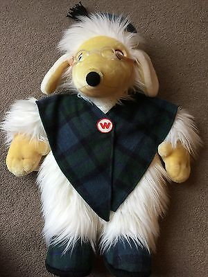 Boots Womble Hot Water Bottle Cover Great Uncle Bulgaria BNWT