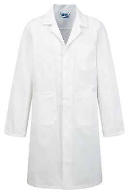 Kids Lab Coat Science Boys Girls Childrens Childs School Doctors Warehouse White