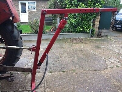 Secondhand Hydraulic Crane for 3-point linkage