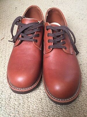 Redwing Oxfords 8052 Size 9