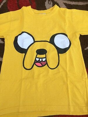Boys Adventure Time T Shirt Age 8 Years