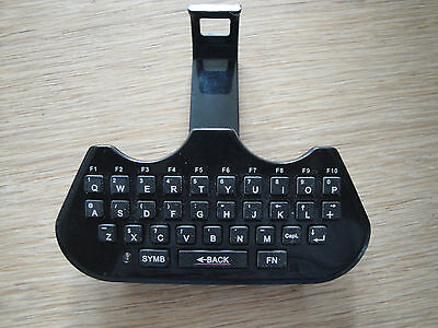 Non Official Sony Playstation 3 PS3 Black Wireless Keypad ChatPad