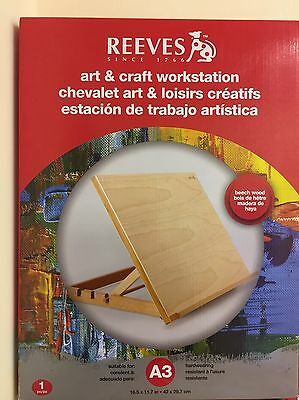 Reeves A3 Art And Craft Work Station