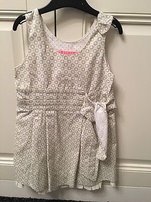 Girls Joules Dress. Age 4-5. Excellent Condition