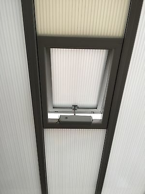 Electric Conservatory Roof Vents
