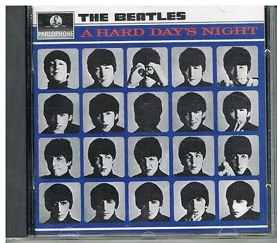 The Beatles – A Hard Day's Night CD 1993