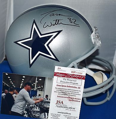 Jason Witten Autographed Full Size Replica Helmet Dallas Cowboys Jsa