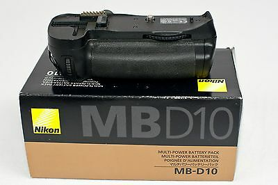 Nikon MB-D10 Mutli-Power Battery Grip / Poignee D'Alimentation