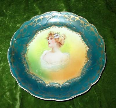 Antique St Kilian Germany Plate Charger