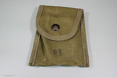 US Pre Vietnam Era M-1956 First Aid or Compass Pouch Empty Alice 1964  #5