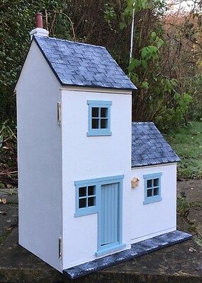 Beautiful 1/12th Scale Unique Hand Made 'Quay Cottage' Dolls House