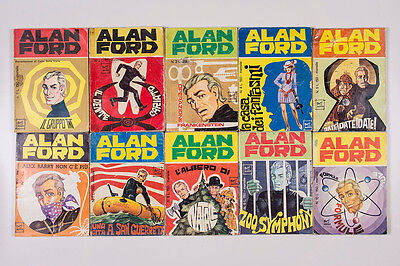 Alan Ford originali prima serie - 1-150