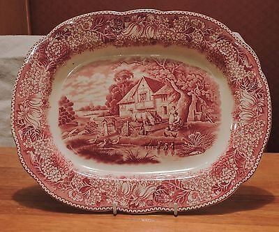 Adams English Countryside Meat Plate