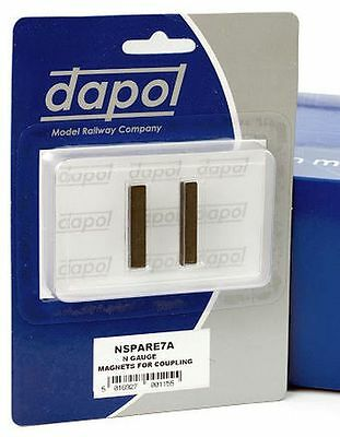 Dapol 2A-000-006 (Was NSPARE7A) N Gauge Easi-Fit Magnetic Coupling Activation Ma