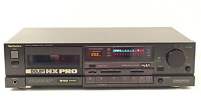 TECHNICS RS-B705 Vintage Tapedeck !! Top Zustand !!