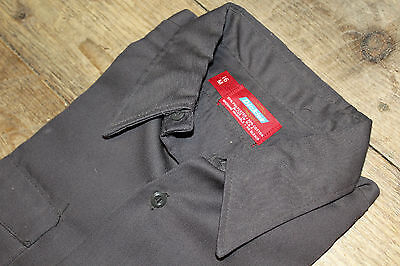 """Vintage New Old Stock """" DICKIES """" Brand Workwear Shirt with Tags"""