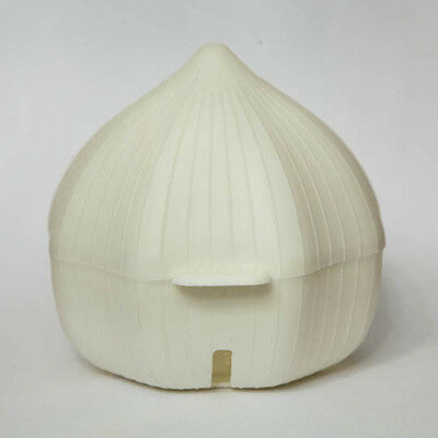 Plastic garlic keeper