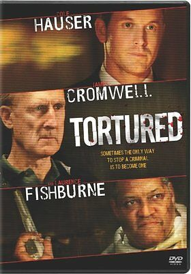 DVD - Action - Tortured - James Cromwell - Laurence Fishburne - Cole Hauser
