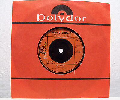 "JAMES BROWN - my thang / payback 7"" HEAR! classic FUNK 45 soul BREAKS lotug"