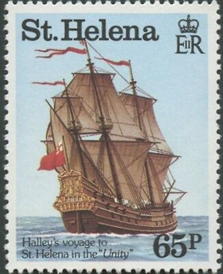 ST. HELENA #456-459 Never Hinged Complete Set (4)