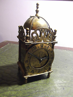 smiths lantern clock to restore