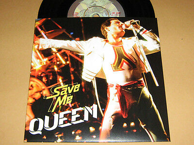 QUEEN - LOT 5 X RARE 45 ** QUEEN SINGLES ** With Diff.Sleeves