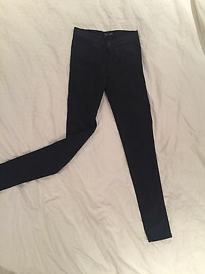 High waisted black skinny jeans warehouse – Global fashion jeans ...