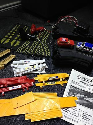Scalextric Vintage - large Job lot Track, 2 Metros and more.