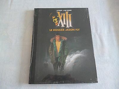 Xlll  le dossier jason fly  tome 6  NEUF