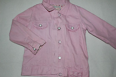 M&S _ JACKET - Lovely  pink jacket , size 5-6 y
