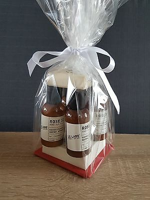 Le Labo, Rose 31, 7-piece Luxury Giftset, Fairmont Edition