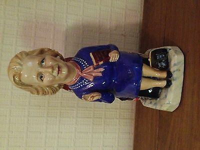 Toby jug by Kevin Francis - Margaret Thatcher